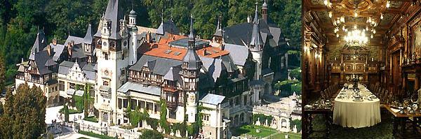Peles Castle Floor Plan