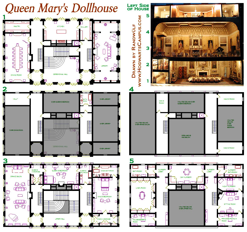 How to Draw a Meval Castle Floor Plan | eHow.com